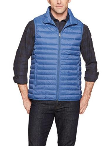 Amazon Essentials Men's Lightweight Down Vest