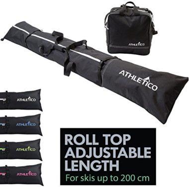 Athletico Two-Piece Ski Bag