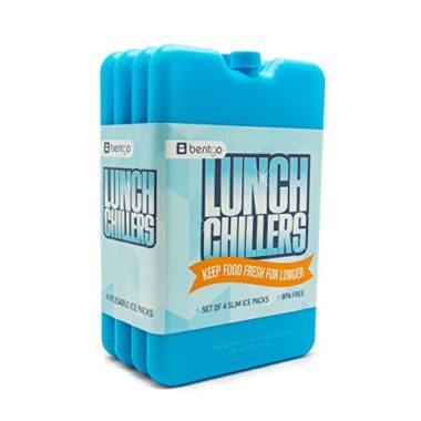 Bentgo Ultra-thin Lunch Ice Packs