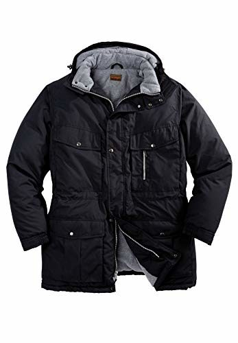 Boulder Creek Men's Expedition Parka Winter Jacket