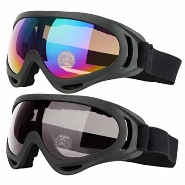 Cooloo Wind Resistant Snowboard Goggles