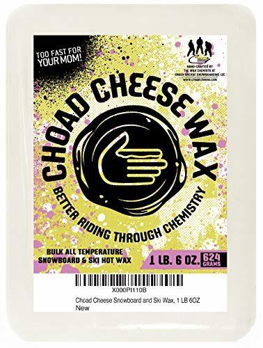 Choad Cheese Ski and Snowboard Wax