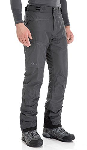 Clothin Men's Insulated Water Proof Snowboarding Pants