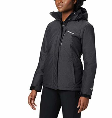 Columbia Women's Alpine Insulated Synthetic Jacket