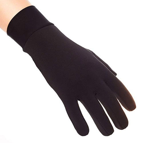 HighLoong Compression Lightweight Ski Glove Liners