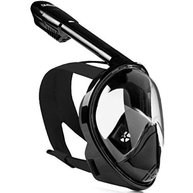 DIVELUX Original Full Face Snorkel Mask