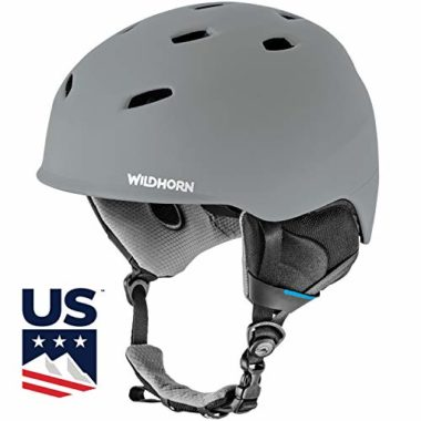 WildHorn Outfitters Drift Snowboard & Ski Helmet