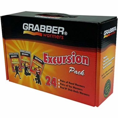 Grabber Warmers Multi-Pack (24-Count) Hand, Toe & Body Warmers