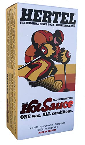 Hertel All Temperature Ski and Snowboard Wax