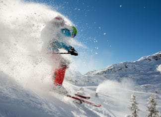 How_To_Ski_Powder