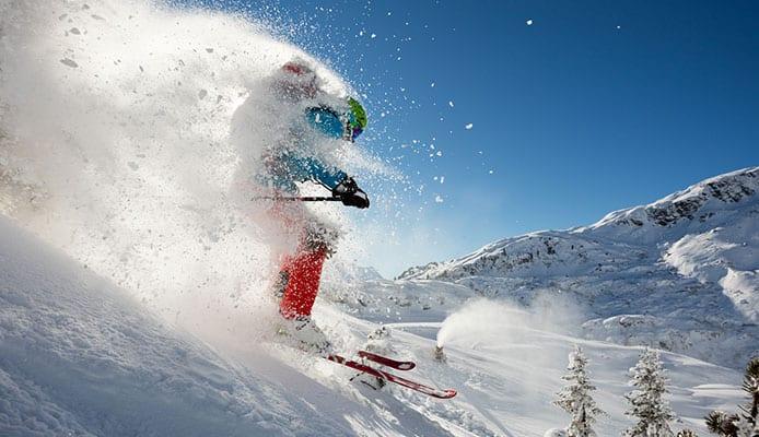 How_To_Ski_Powder