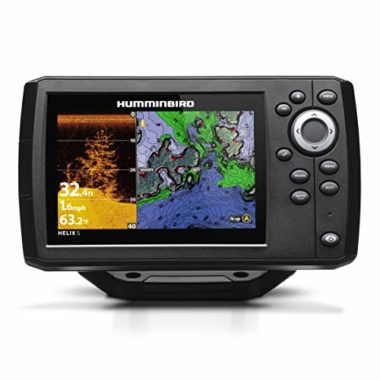 Humminbird HELIX 5 Fishfinder GPS Combo