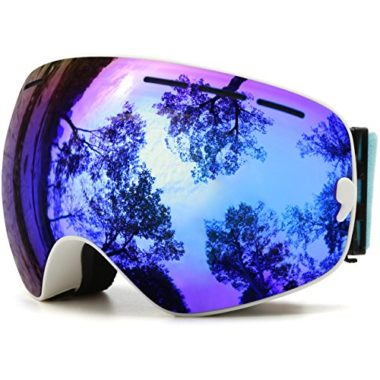 Juli Eyewear Frameless Snowboard Goggles