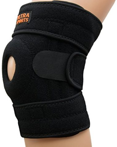 Ultra Sports Gear Knee Ski Brace