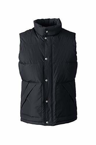 Lands' End Men's 600 Down Vest