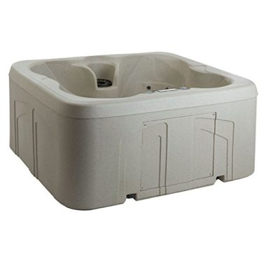LifeSmart Rock Solid Hot Tub