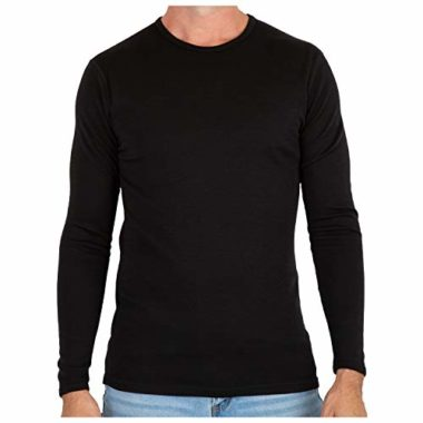 Meriwool Midweight 100% Merino Wool Men's Base Layer