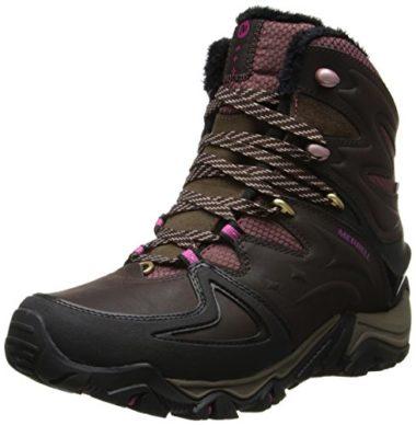 Merrell Women's Polarand 8 Boots For Snowshoeing