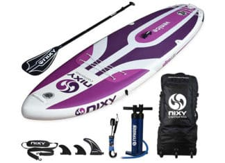 NIXY_Venice_G3_10.6_Yoga_and_Beginner_Paddle_Board_Review