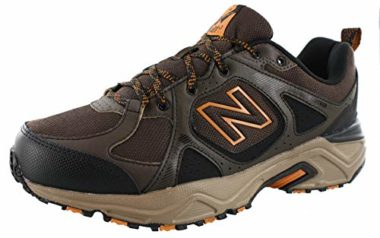 New Balance Men's Water Resistant Trail Winter Running Shoes