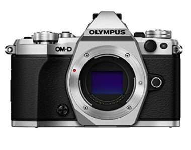 Olympus M5 Mark II Camera For Skiing