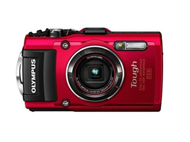 Olympus TG-4 Camera For Skiing