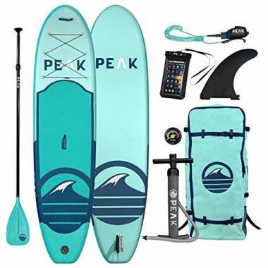 PEAK Inflatable Paddle Board