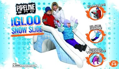 Pipeline Sno Igloo Snow Slide Snow Toy