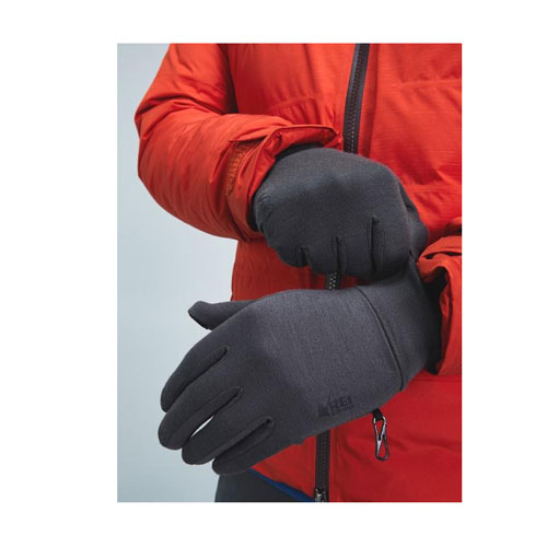 REI Co-op Merino Wool Ski Glove Liners