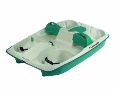 Sun Dolphin Sun Slider Adjustable Pedal Boat