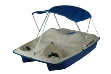Sun Dolphin 5 Seat Pedal Boat