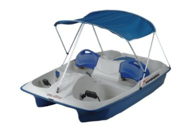 Sun Dolphin Sun Slider 5 Person Pedal Boat