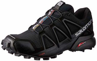 Salomon Women's Speedcross 4W Trail Winter Running Shoes