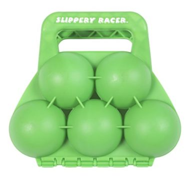 Slippery Racer 5 in 1 Snowball Maker Snow Toy