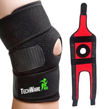 TechWare Pro Ski Knee Brace