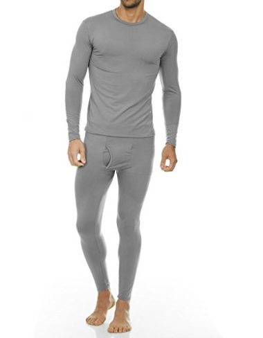 Thermajohn Men's Ultra Soft Thermal Underwear