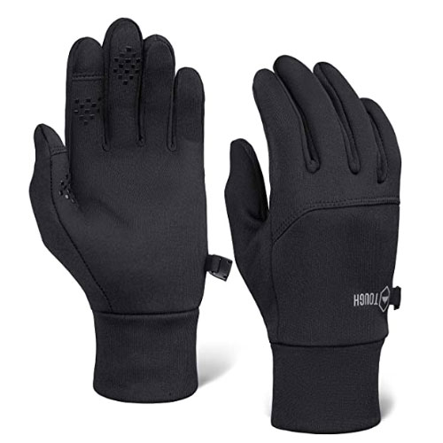 Tough Outdoors Thermal Ski Glove Liners