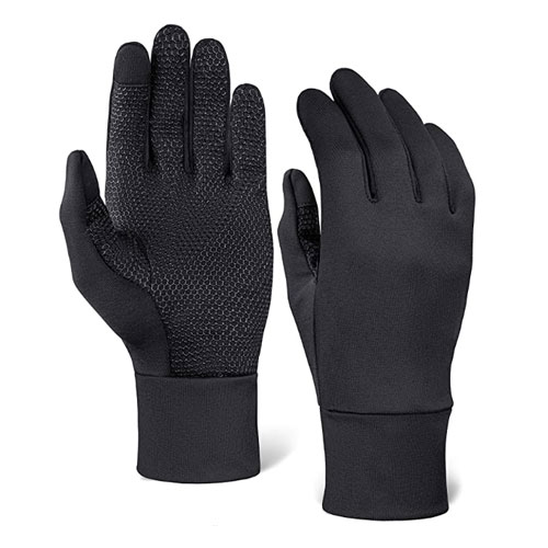 Tough Outdoors Touch Screen Ski Glove Liners