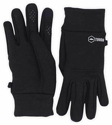 Tough Outdoors Midweight Ski Glove Liners