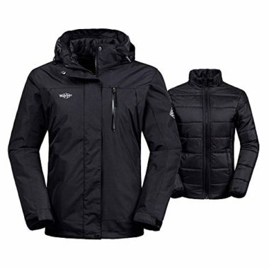 Wantdo Waterproof Insulated Jacket