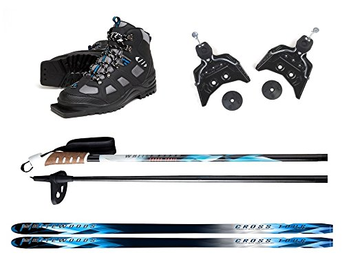 Whitewoods 75mm Cross Country Skis
