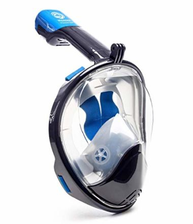 Wildhorn Seaview 180° Full Face Snorkel Mask