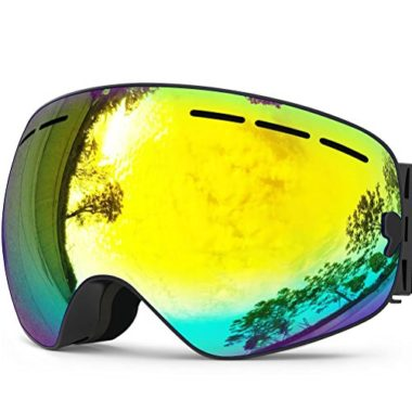 Zionor Spherical Lens Ski Goggles