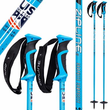 Zipline Carbon Composite Ski Poles