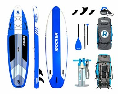 ca373dd4c4 10 Best Inflatable Paddle Boards (iSUP) In 2019 | Reviews - Globo Surf