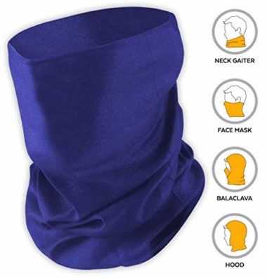 Tough Headband 12-In-1 Neck Gaiter