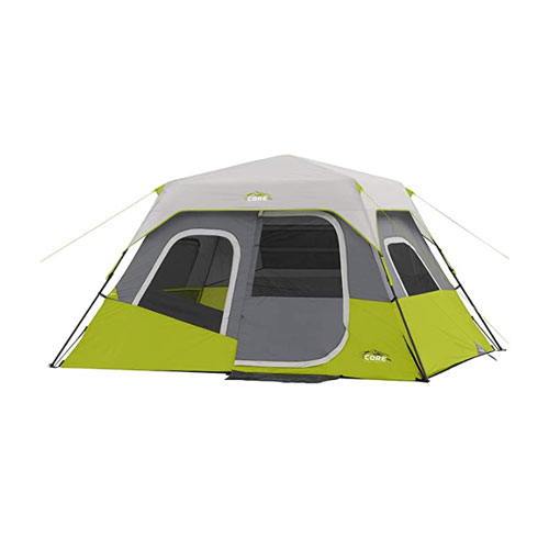 CORE Instant Cabin 6-person Tent