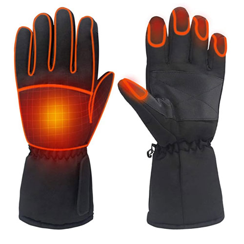 Daintymuse Touchscreen Heated Gloves