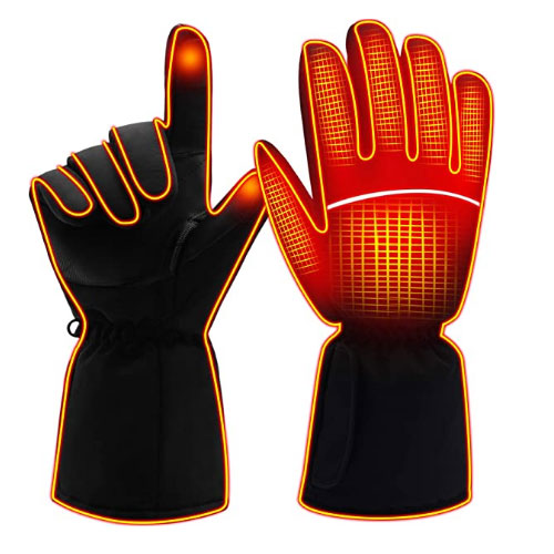 MMlove Electric Heated Gloves