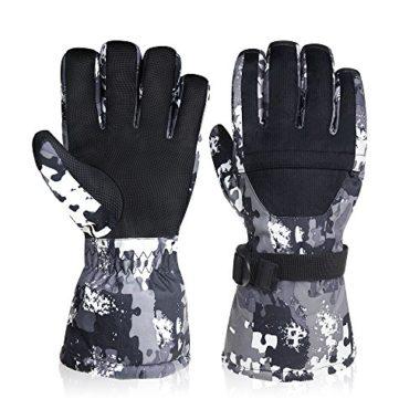 HUA ZAO Snowmobile Gloves